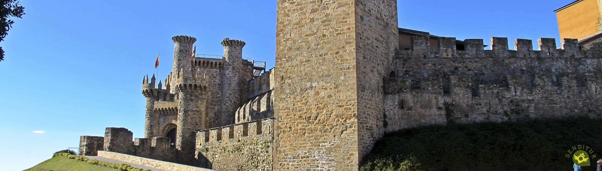 Castillo de ponferrada le n castillo templario for Oficina de turismo ponferrada