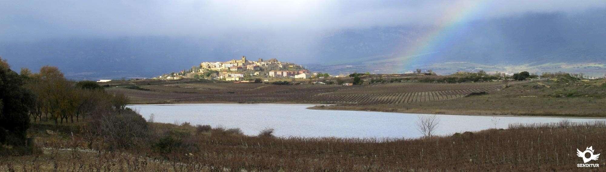 Ruta verde del complejo lagunar de laguardia laguardia for Oficina de turismo laguardia