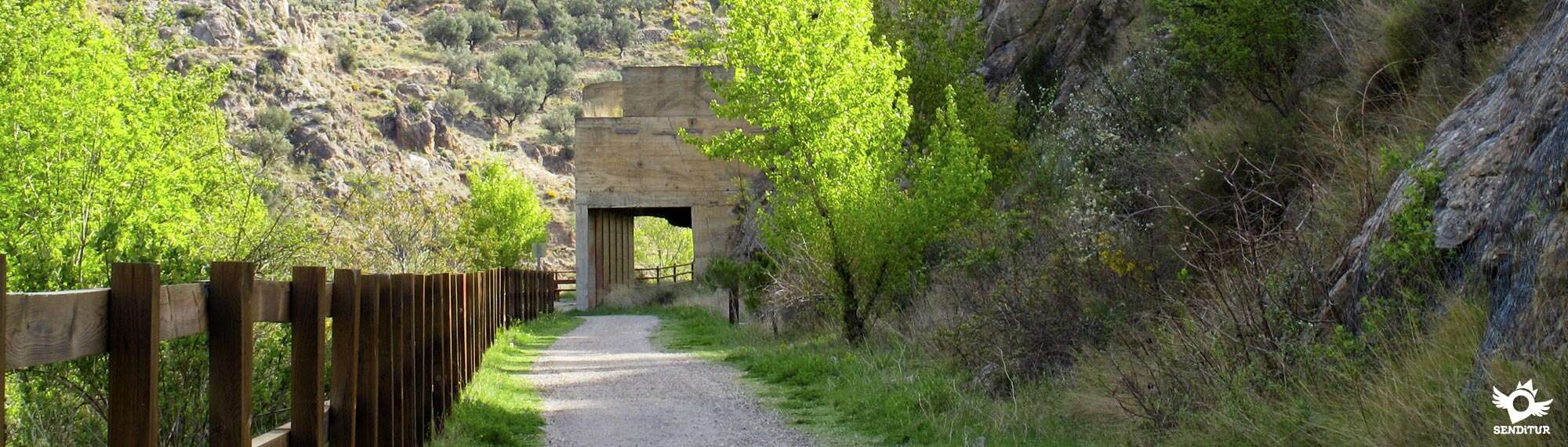 Greenway of the Cidacos. Section 3 Arnedo-Arnedillo