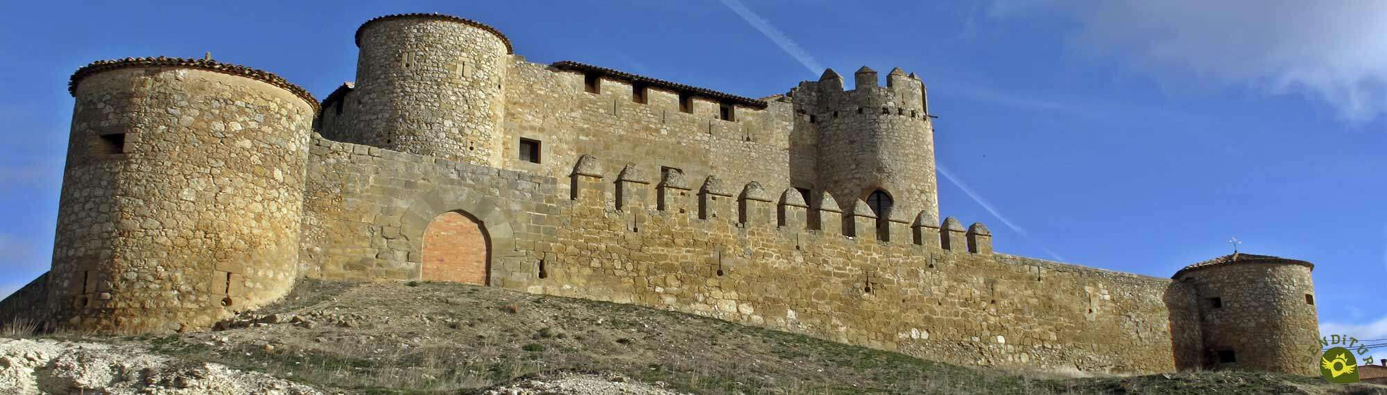 Route of the castles and fortresses of Soria