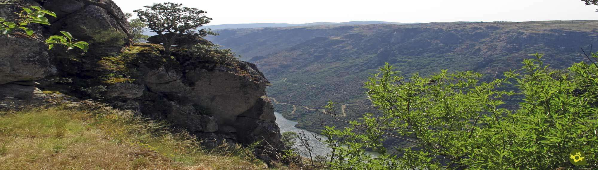 Route of the Viewpoints of the Arribes del Duero Natural Park