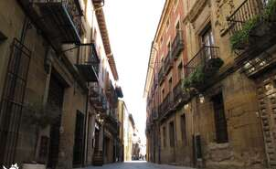09-Calle Mayor de Santo Domingo de la Calzada