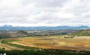 Ebro Valley and Sierra Cantabria