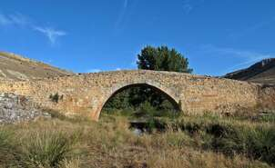 Cantos Bridge in Caracena