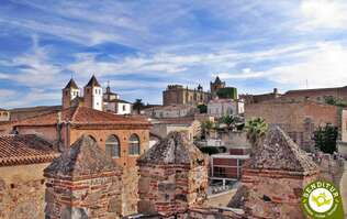 Walk through the Cáceres Medieval