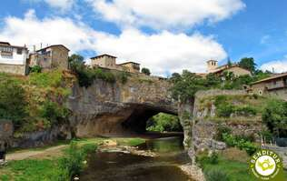 Route through the charming villages of Burgos