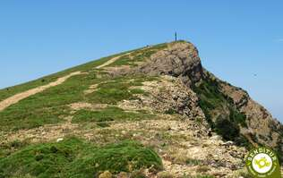 Ascent to Oroel Rock