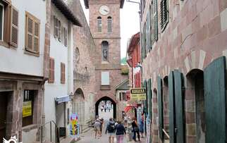 See restaurants in Saint Jean Pied de Port