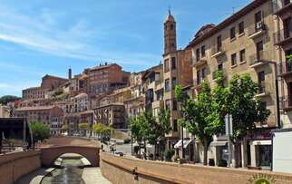 See restaurants in Tarazona