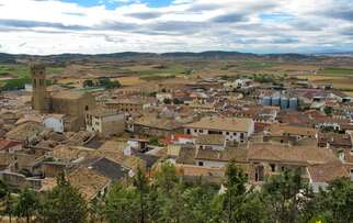 See restaurants in Artajona