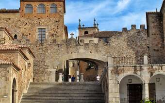 What to see in Cáceres