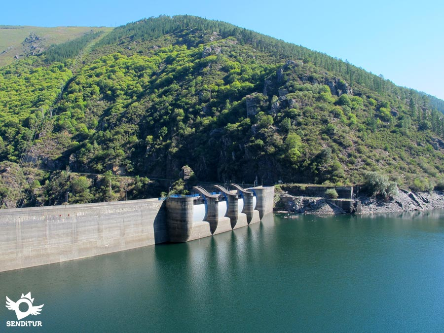 Embalse de Grandas y Vistalegre