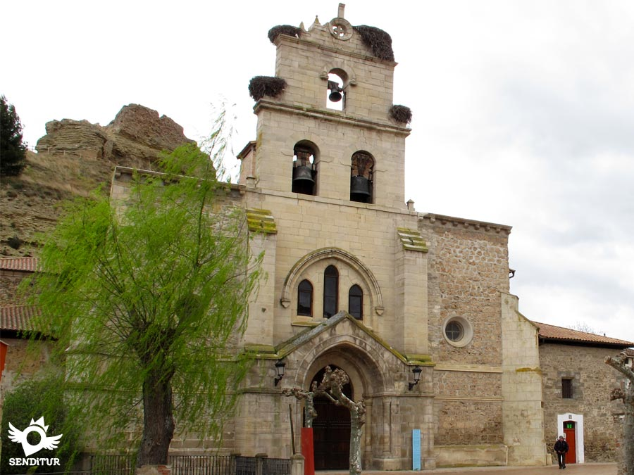Church of Santa María in Belorado