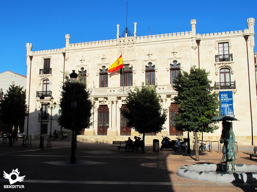 Palace of the Captaincy in Burgos
