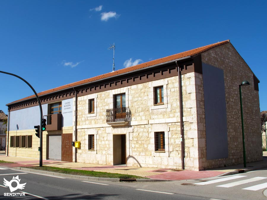 Castañares, a town linked to the Way