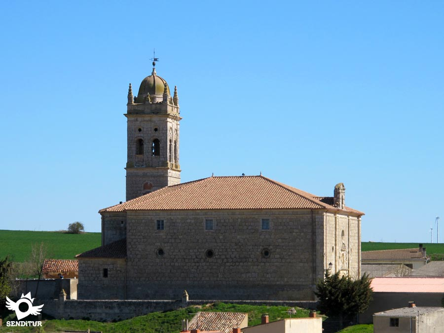 Church of San Cristóbal in Itero del Castillo