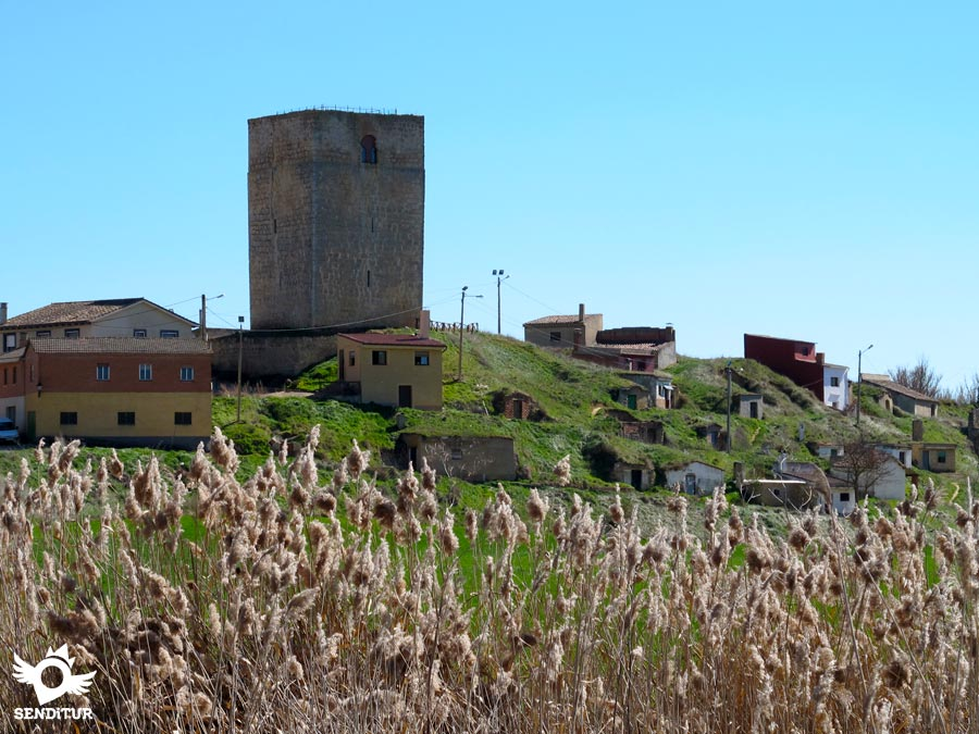 Itero del Castillo and its Homage Tower