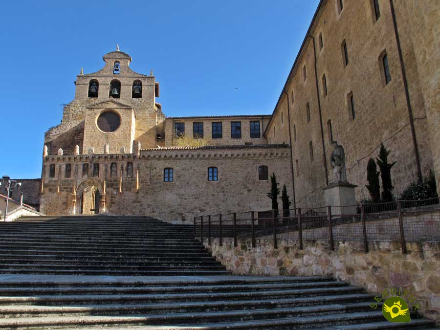 Abbey Church of the Monastery of San Salvador in Oña