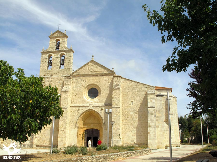 Church of San Juan de Ortega