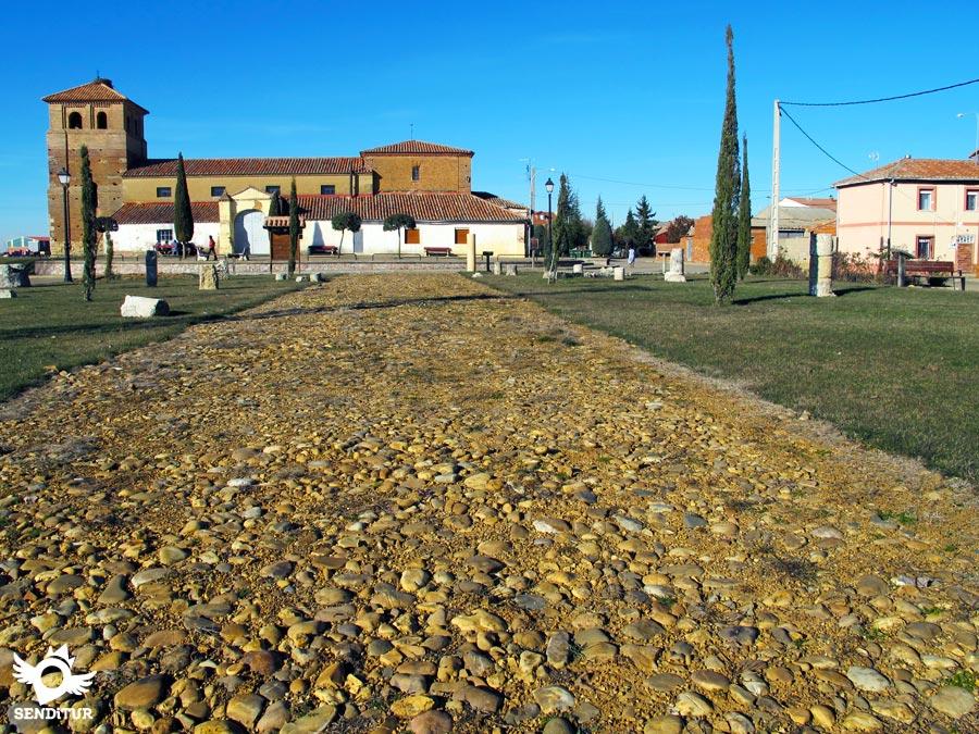 Calzadilla de los Hermanillos, León Camino Francés | Senditur.com Camino de  Santiago