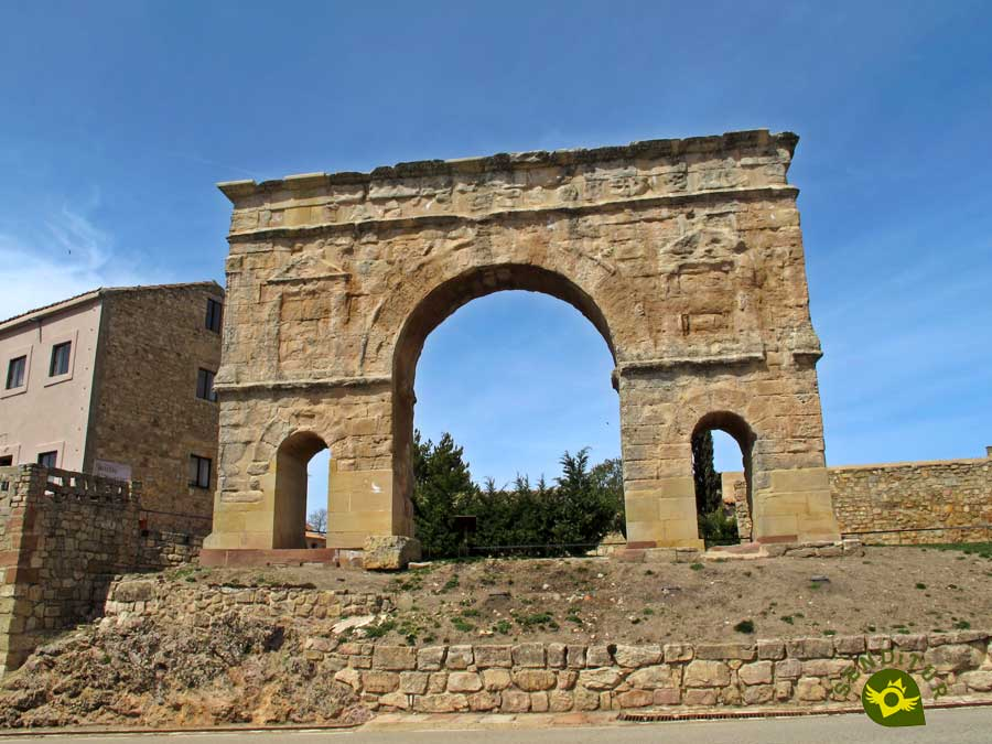 The Roman Arch of Medinaceli