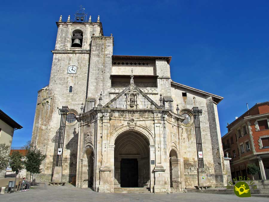 Church of San Juan in Salvatierra
