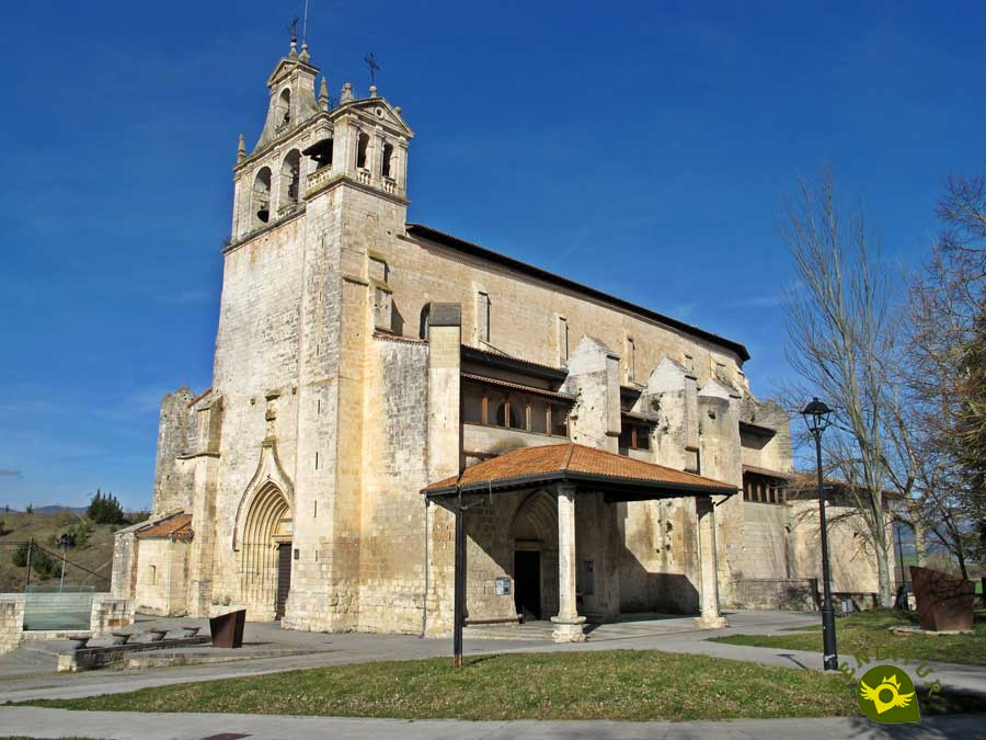 Church of Santa María in Agurain-Salvatierra