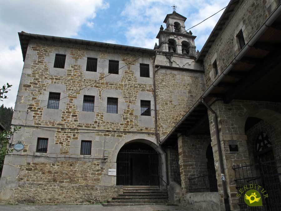 Convent of Santa Isabel in Areatza
