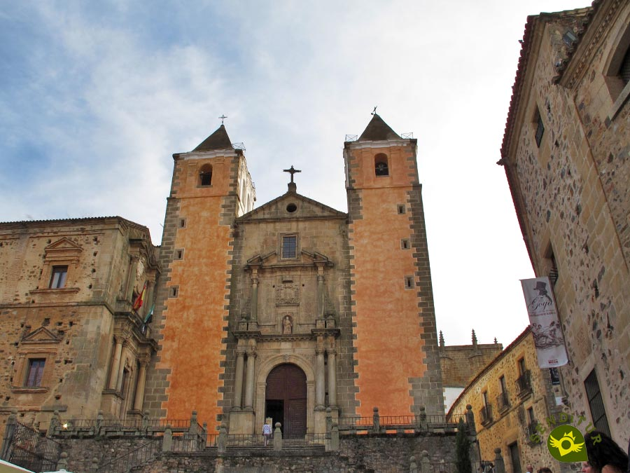 Church of San Francisco Javier in Cáceres