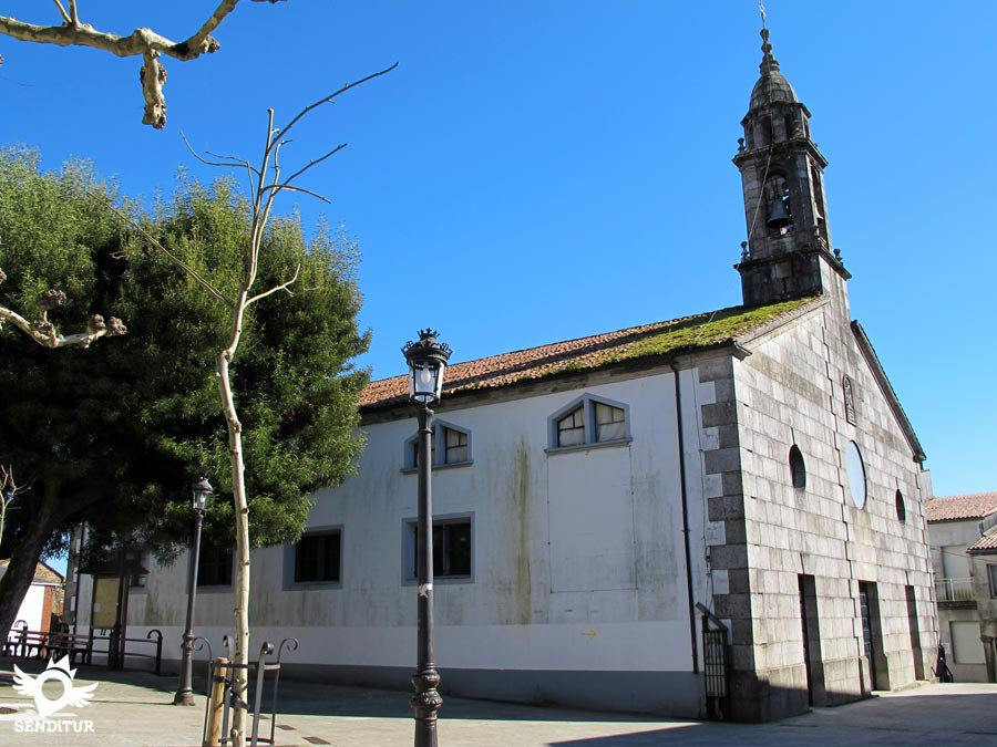 Parish Church of Santiago in Arzúa