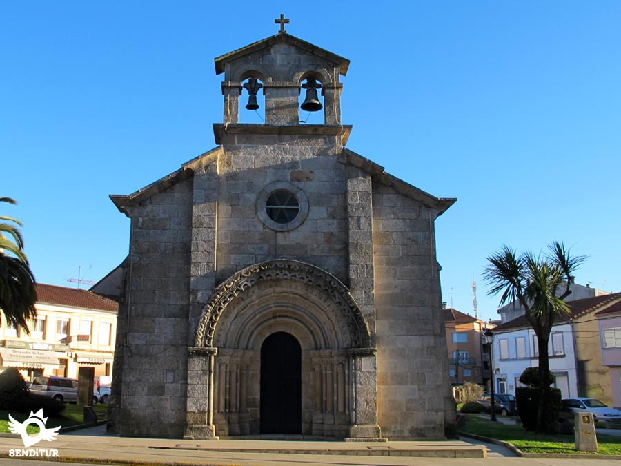 Chapel of San Roque in Melide