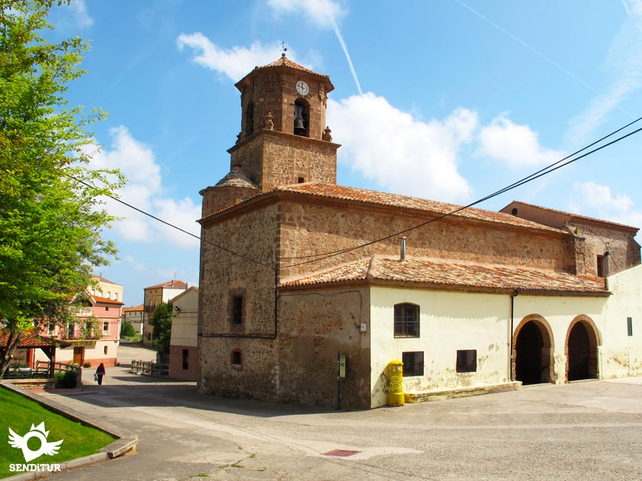 Church of Our Lady of the Assumption in Villar de Torre