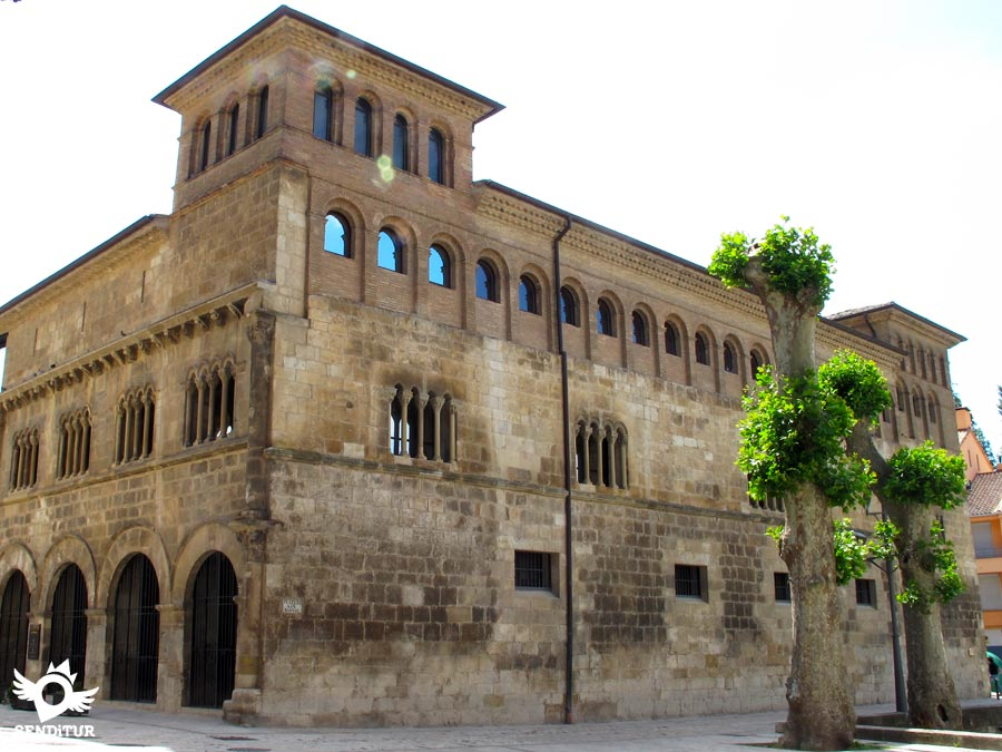 Palace of the Kings of Navarre in Estella