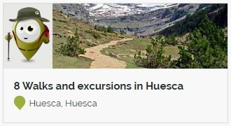 Go to 8 Walks and excursions in Huesca