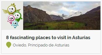 Go to 8 fascinating places to visit in Asturias