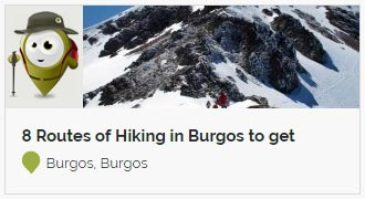 Go to 8 Routes of Hiking in Burgos to get excited