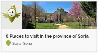 Go to 8 Places to visit in the province of Soria