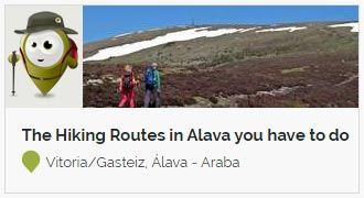 Go to The 8 Hiking Routes in Alava you have to do
