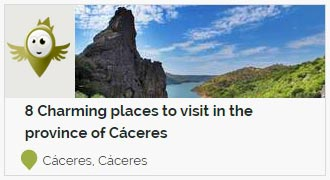 Go to 8 Charming places to visit in the province of Cáceres