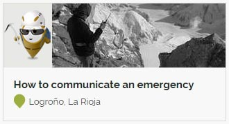 Go to How to communicate an emergency when hiking or mountaineering