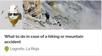 Go to What to do in case of a hiking or mountain accident