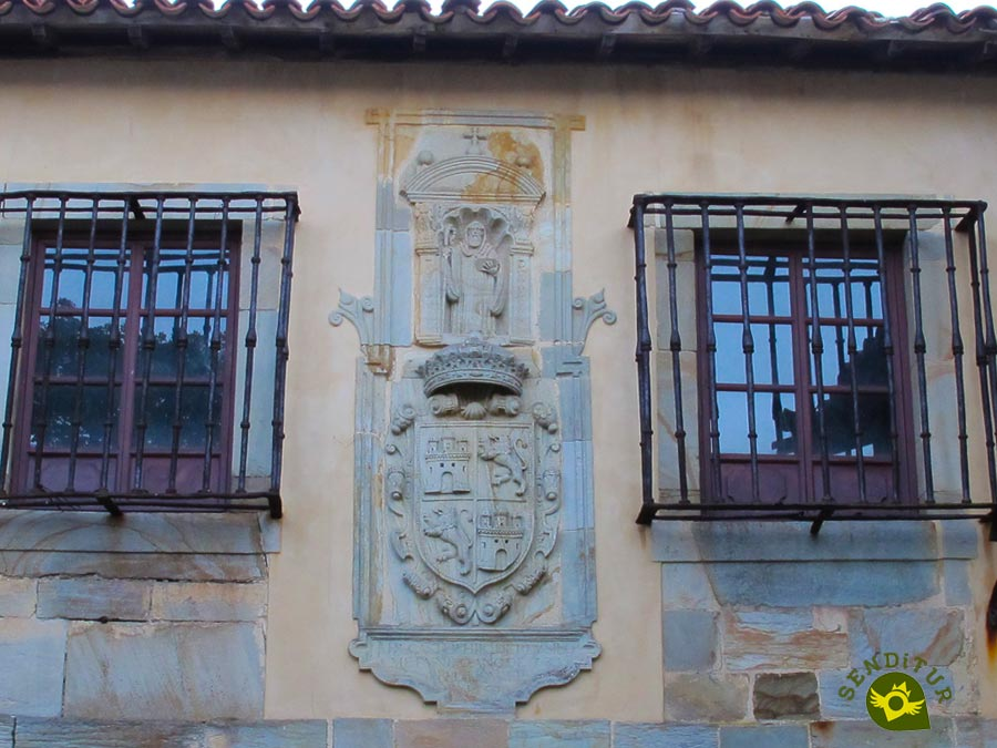 Coat of Arms at the Monastery of Santa María la Real of Obona