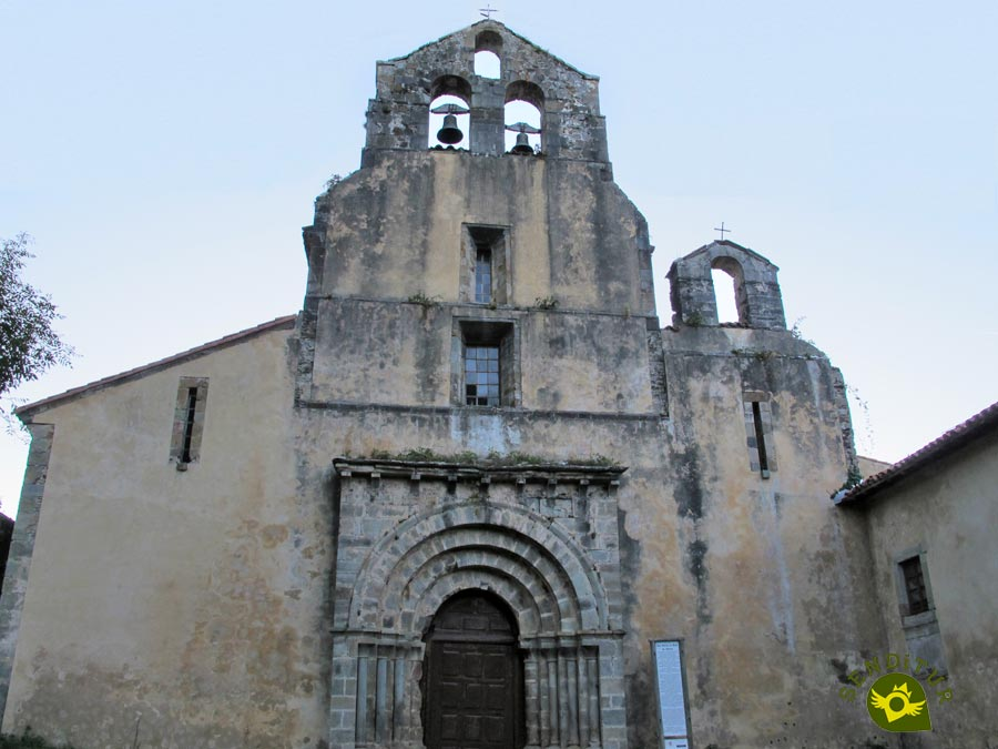 Church in the Monastery of Santa María la Real of Obona