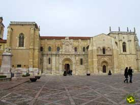 Go to Royal Collegiate Church of San Isidoro