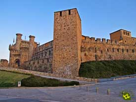 Go to Castle of Ponferrada