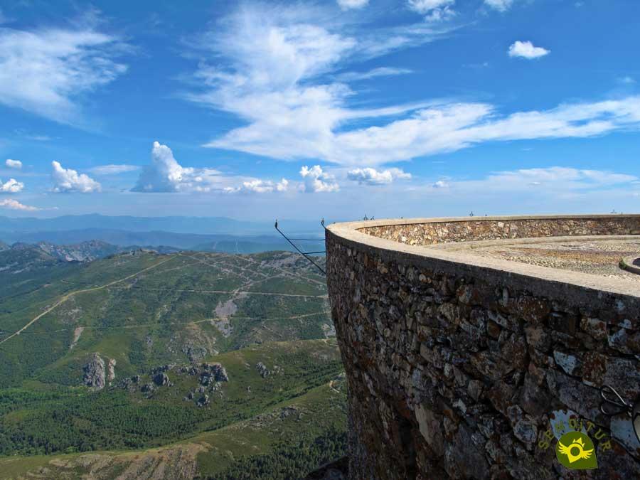 Santuario De Nuestra Señora De La Peña De Francia El Cabaco Salamanca Senditur Sendas Rutas Y Turismo