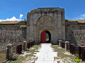 Go to Royal Fort of the Conception