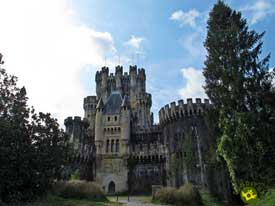 Go to Castle of Butron
