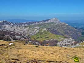 Go to Gorbea Natural Park