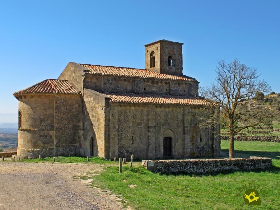 Ermita de santa mar a de la piscina san vicente de la - Piscina santa maria ...